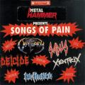 Xentrix - Songs of Pain split